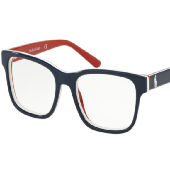 POLO Other - NWT Polo PH 8534 5667 Shiny Blue Eyeglasses